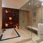 80++ Luxury Spa Bathroom Ideas 111