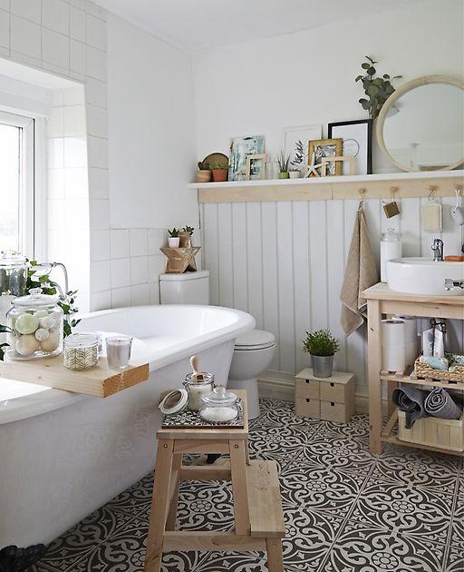 Spa Bathroom156