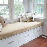 Stunning Window Seat Ideas 11