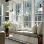Stunning Window Seat Ideas 26