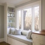 Stunning Window Seat Ideas 54