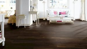 Stunning Rustic and Cheap Wooden Flooring Ideas 122