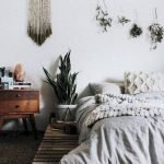 Bohemian Style Bedroom decoration Ideas 24
