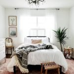 Bohemian Style Bedroom decoration Ideas 26