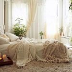 Bohemian Style Bedroom decoration Ideas 27