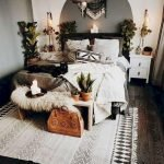 Bohemian Style Bedroom decoration Ideas 31