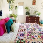 Bohemian Style Bedroom decoration Ideas 34