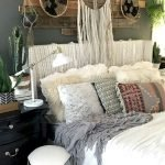 Bohemian Style Bedroom decoration Ideas 52