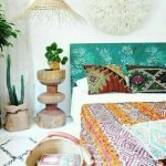 Bohemian Style Bedroom decoration Ideas 54