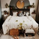 Bohemian Style Bedroom decoration Ideas 58