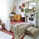 Bohemian Style Bedroom decoration Ideas 66