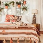 Bohemian Style Bedroom decoration Ideas 68