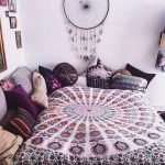 Bohemian Style Bedroom decoration Ideas 71