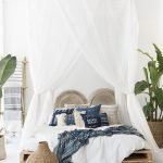 Bohemian Style Bedroom decoration Ideas 72