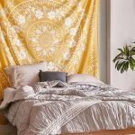 Bohemian Style Bedroom decoration Ideas 90