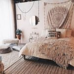 Bohemian Style Bedroom decoration Ideas 112