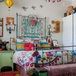 Bohemian Style Bedroom decoration Ideas 114