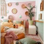 Bohemian Style Bedroom decoration Ideas 115