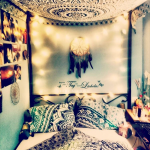 Bohemian Style Bedroom decoration Ideas 117