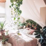 Bohemian Style Bedroom decoration Ideas 120