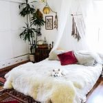 Bohemian Style Bedroom decoration Ideas 127