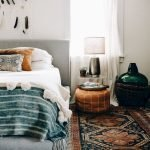 Bohemian Style Bedroom decoration Ideas 128