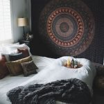 Bohemian Style Bedroom decoration Ideas 131