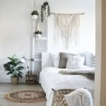 Bohemian Style Bedroom decoration Ideas 134