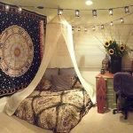 Bohemian Style Bedroom decoration Ideas 139
