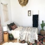 Bohemian Style Bedroom decoration Ideas 147