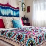 Bohemian Style Bedroom decoration Ideas 154