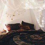 Bohemian Style Bedroom decoration Ideas 157