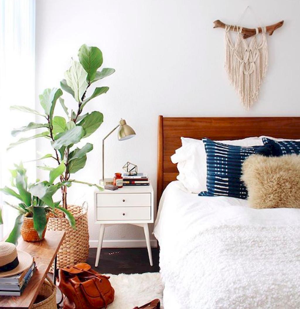 Bohemian Style Bedroom Decoration Ideas