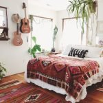 Bohemian Style Bedroom decoration Ideas 167