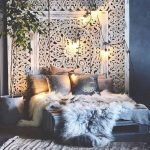 Bohemian Style Bedroom decoration Ideas 169