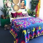 Bohemian Style Bedroom decoration Ideas 3
