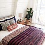 Bohemian Style Bedroom decoration Ideas 4