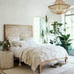 Bohemian Style Bedroom decoration Ideas 5