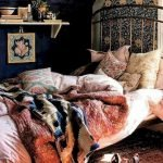 Bohemian Style Bedroom decoration Ideas 13