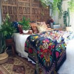 Bohemian Style Bedroom decoration Ideas 16