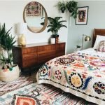 Bohemian Style Bedroom decoration Ideas 20