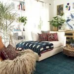 Bohemian Style Bedroom decoration Ideas 21