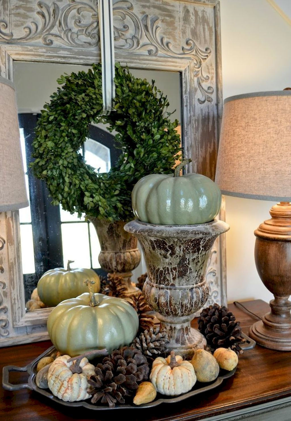 Easy and Inexpensive Fall Decorating Ideas 32