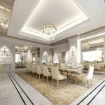 Luxury Dining Room Decoration Ideas 2