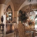 Luxury Dining Room Decoration Ideas 17