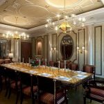 Luxury Dining Room Decoration Ideas 25
