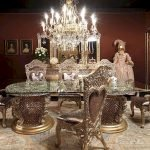 Luxury Dining Room Decoration Ideas 27