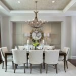 Luxury Dining Room Decoration Ideas 40