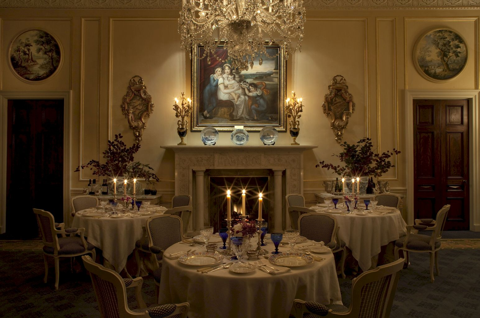 Luxury Dining Room Decoration Ideas 43