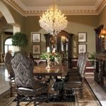Luxury Dining Room Decoration Ideas 51